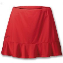 JOMA Tennis Skirt Torneo II Women's Fit Red - Adults